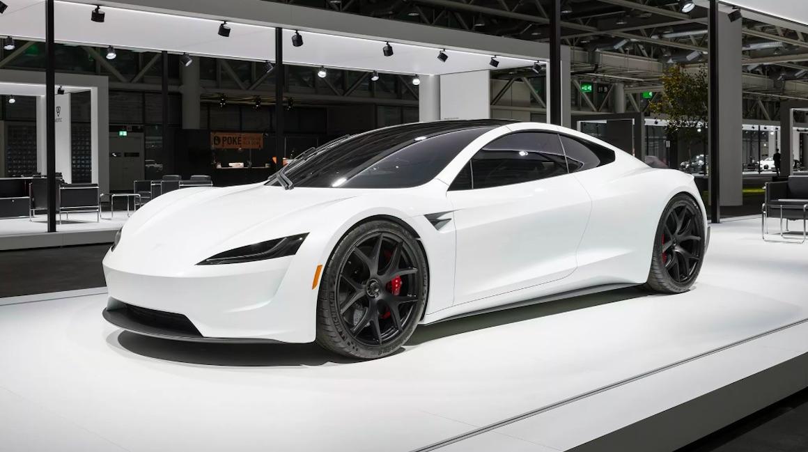 Tesla Cars & Bitcoins